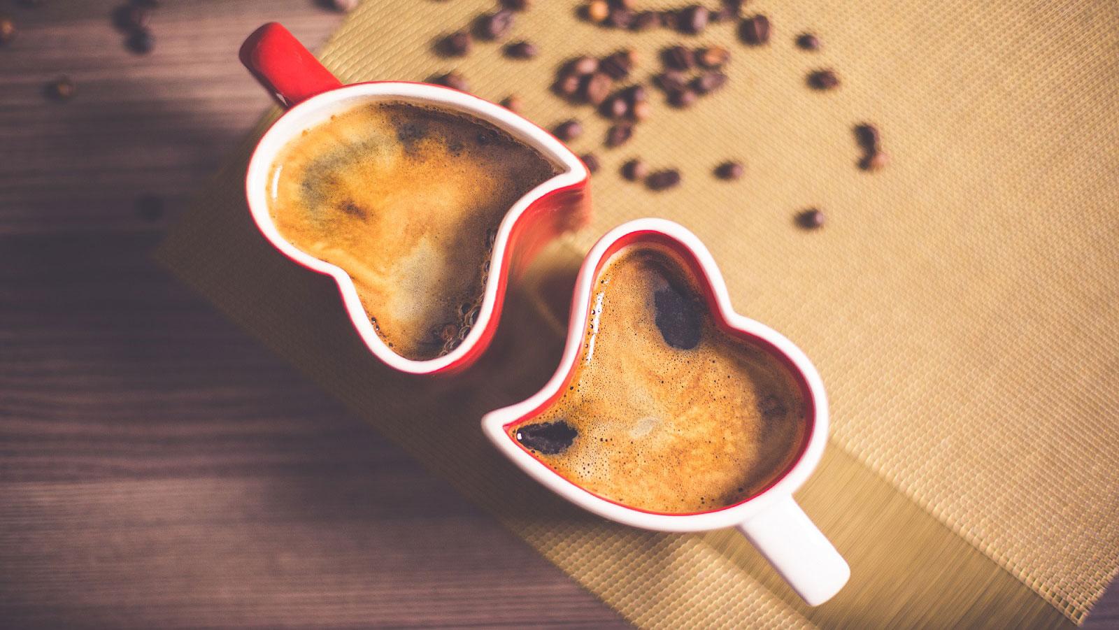 Mit gutem Kaffee zu Ihrer Corporate Identity