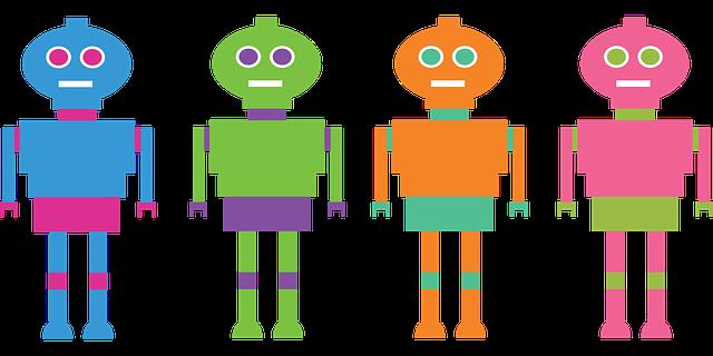 Namensfindung statt Namerobot
