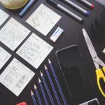 Anordnung zur Planung von Webdesign
