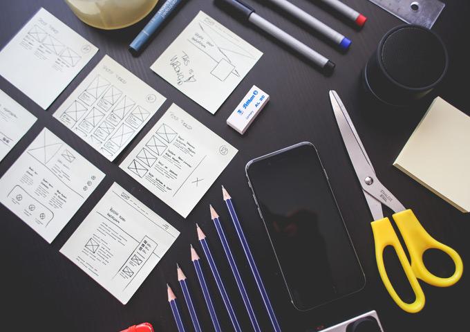 Anordnung zur Planung von Responsive Webdesign