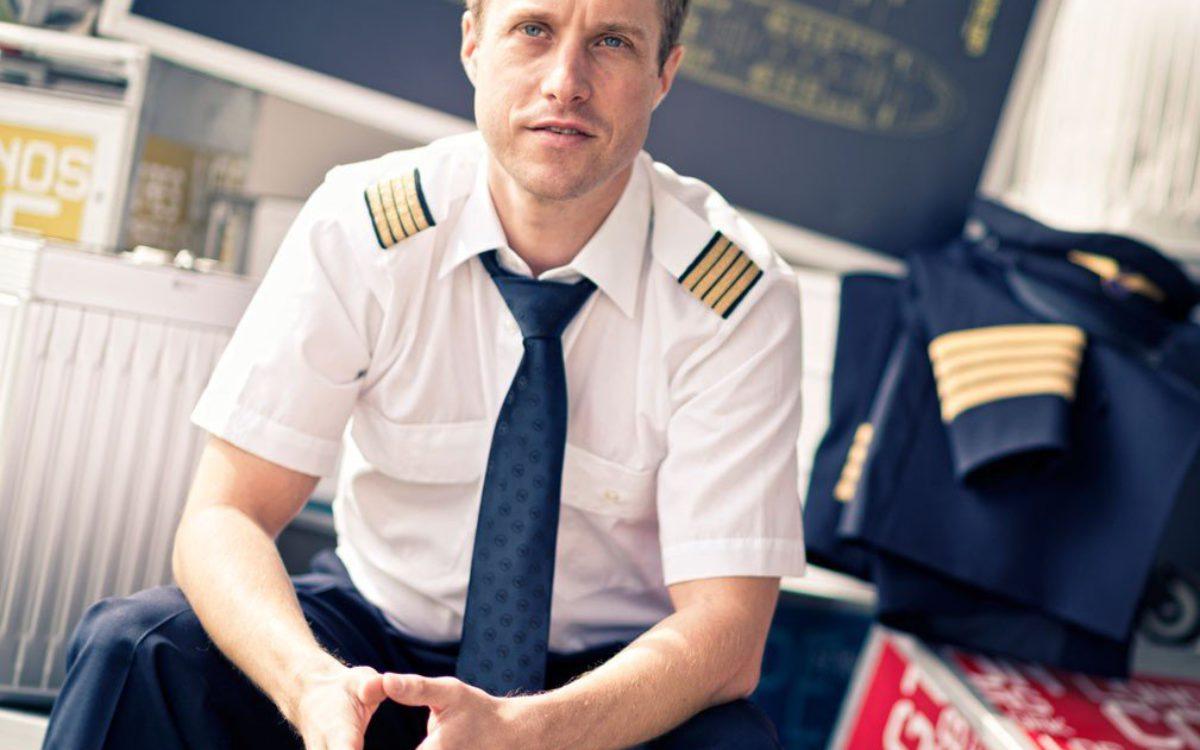 Pilot von VanDeBord